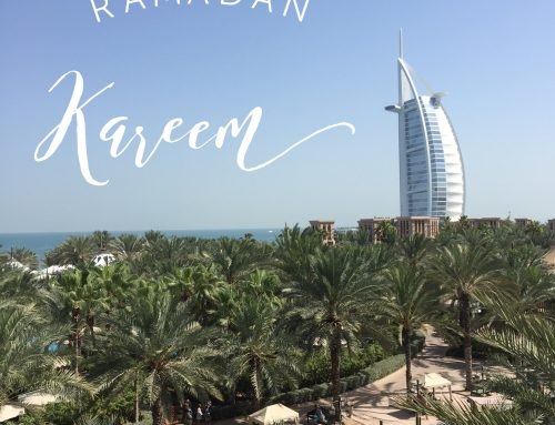 Ramadan – De do's & don'ts