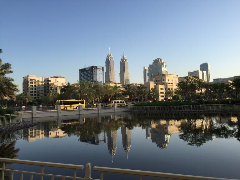 Schattebout aanspreekvormen in Dubai