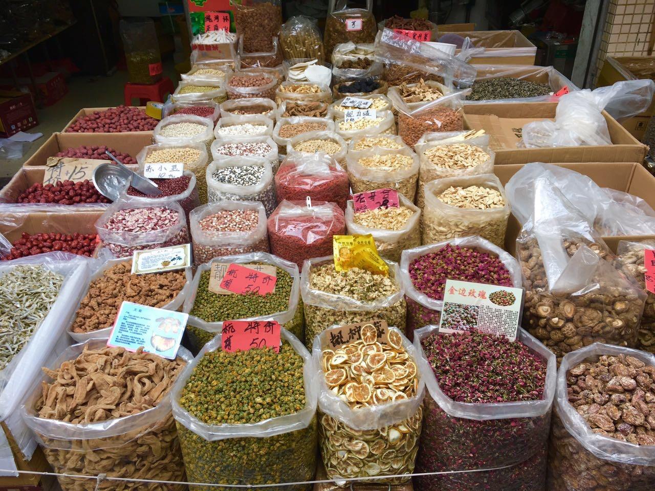 Market Guanzhou