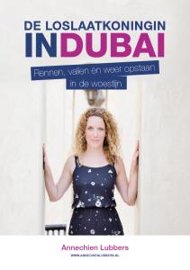 Gratis e-book 'De Loslaatkoningin in Dubai'